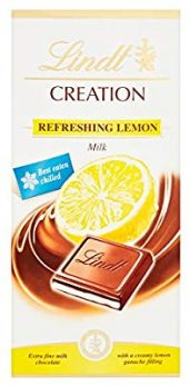 Lindt creation lemon
