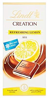 Lindt creation lemon