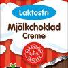 Laktosefri melkesjokolade creme