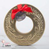 Kims Christmas gold