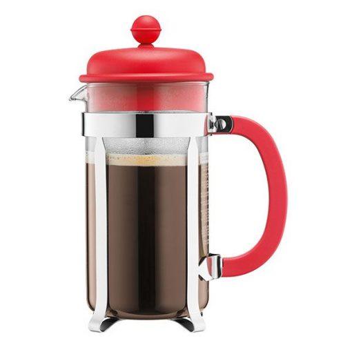 Caffeteria 8 cup rød
