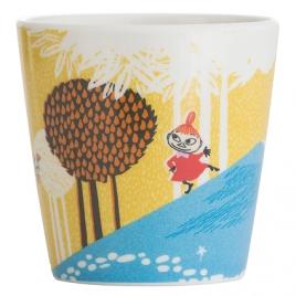 Moomin yellow mug