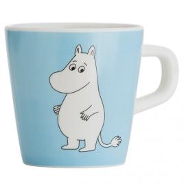 Cup Moomin blue