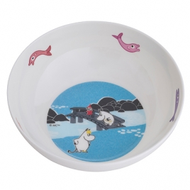"Bowl Moomin ""bridge"""