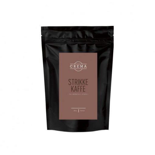Strikke kaffe