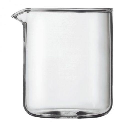 Spare glass 4 kopp