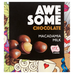 Awsome macadamia milk