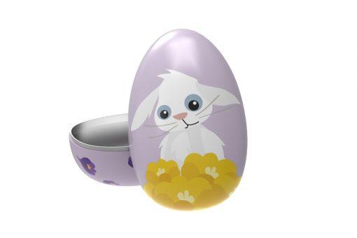 Blafre egg kanin (fylte)