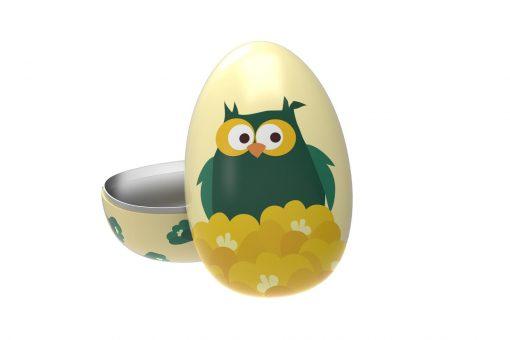 Blafre egg ugle (fylte)