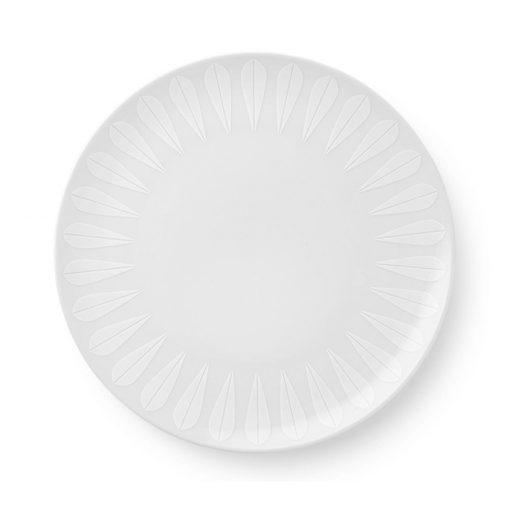 Dinner plate white ø28cm