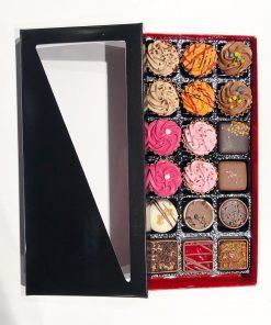 18 bit belgisk konfekt