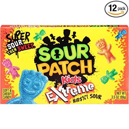 Sour Patch Kids extreme sour