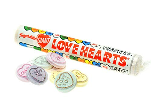 Love hearts stick 28g
