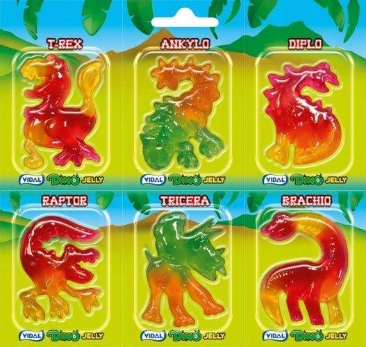 Dino jelly