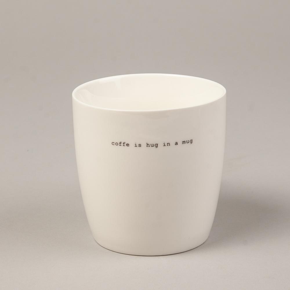 Søgne - Coffee is a hug in a mug stor