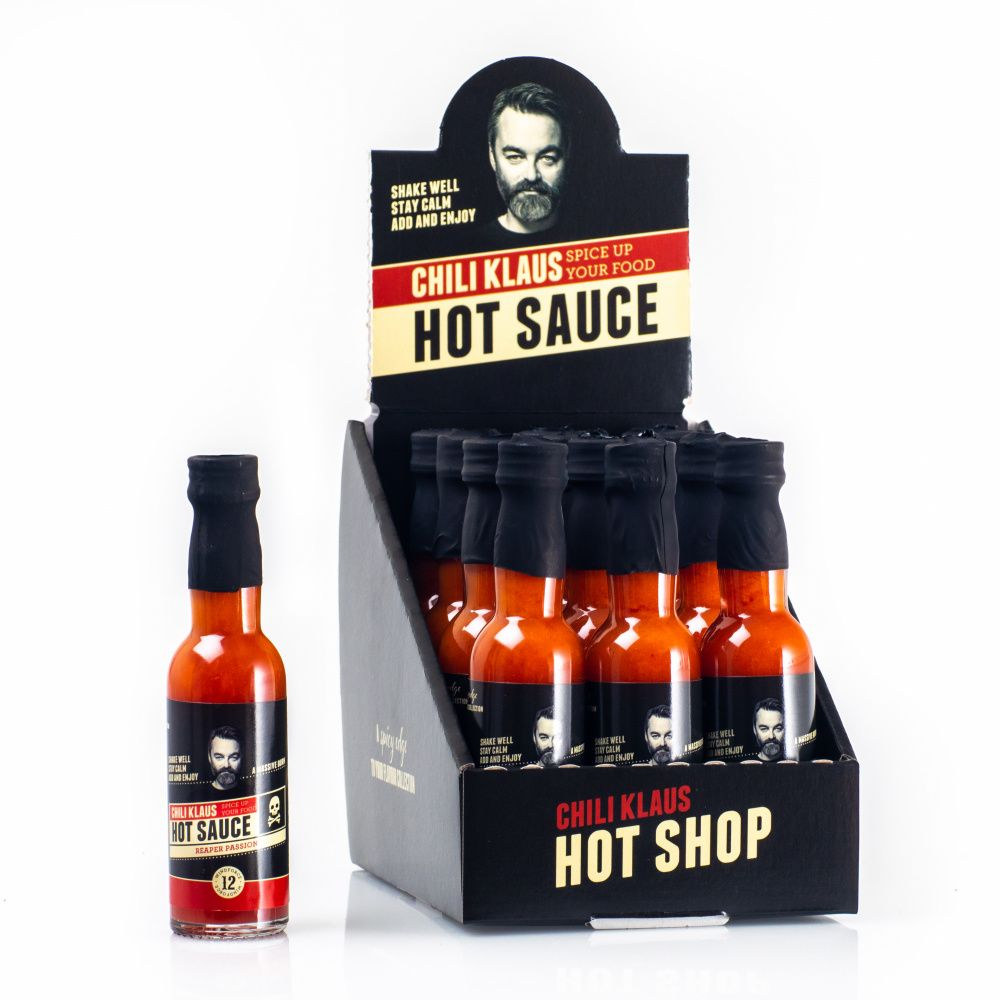 Chili Klaus - Hot sauce reaper passion