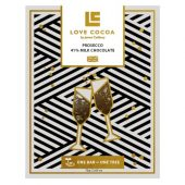 Love Cocoa - Milk chocolate Prosecco