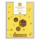 Love Cocoa - Milk chocolate honeycomb