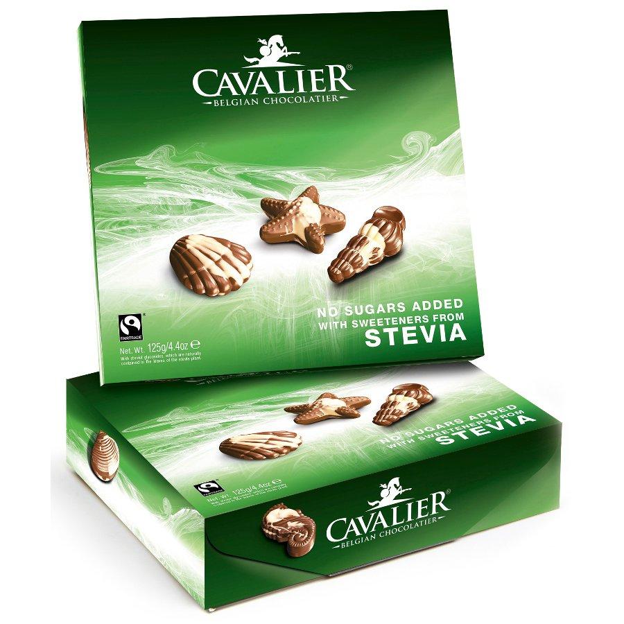 Cavalier stevia 125gr