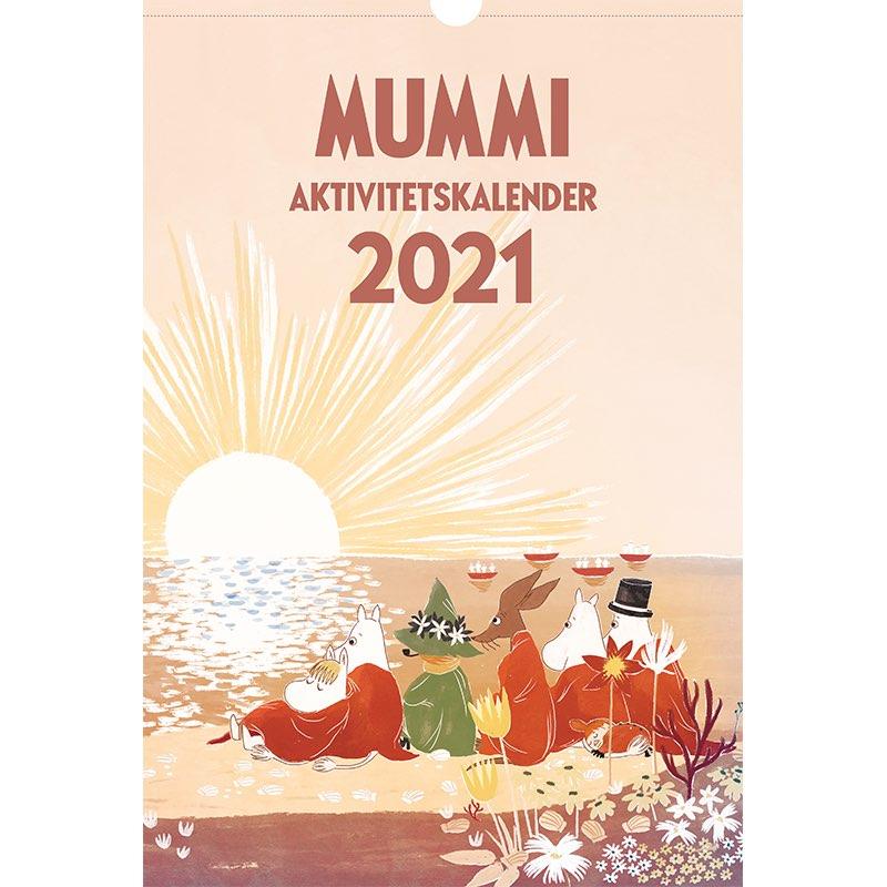 Aktivitetskalender mummi 2021