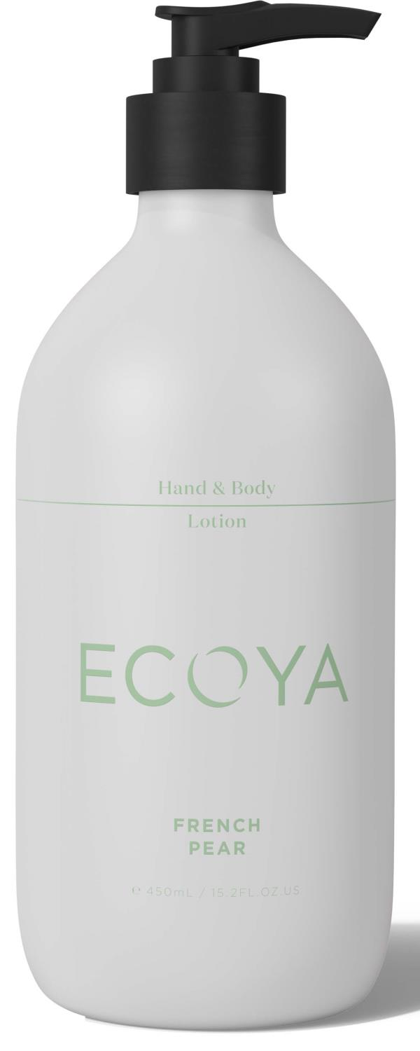 Hand & body lotion french pear