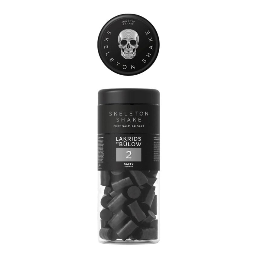 Horror lakrids pure salmiak salt regular