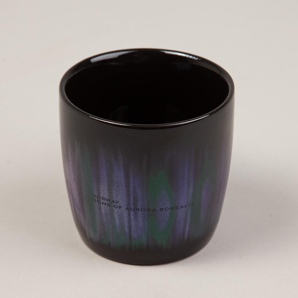 Søgne - Aurora Borealis matt black