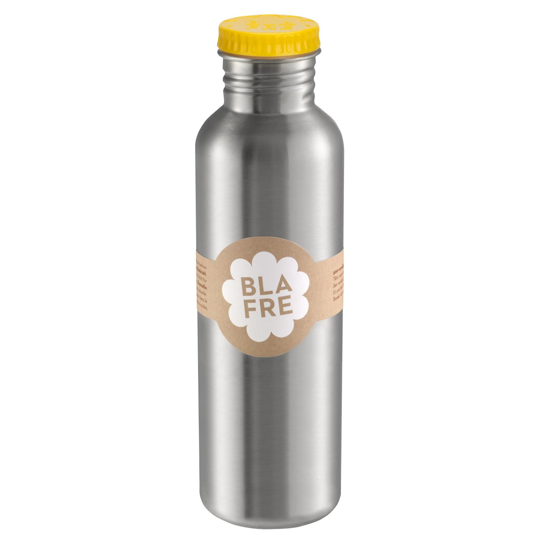 Stålflaske 750 ml Gul