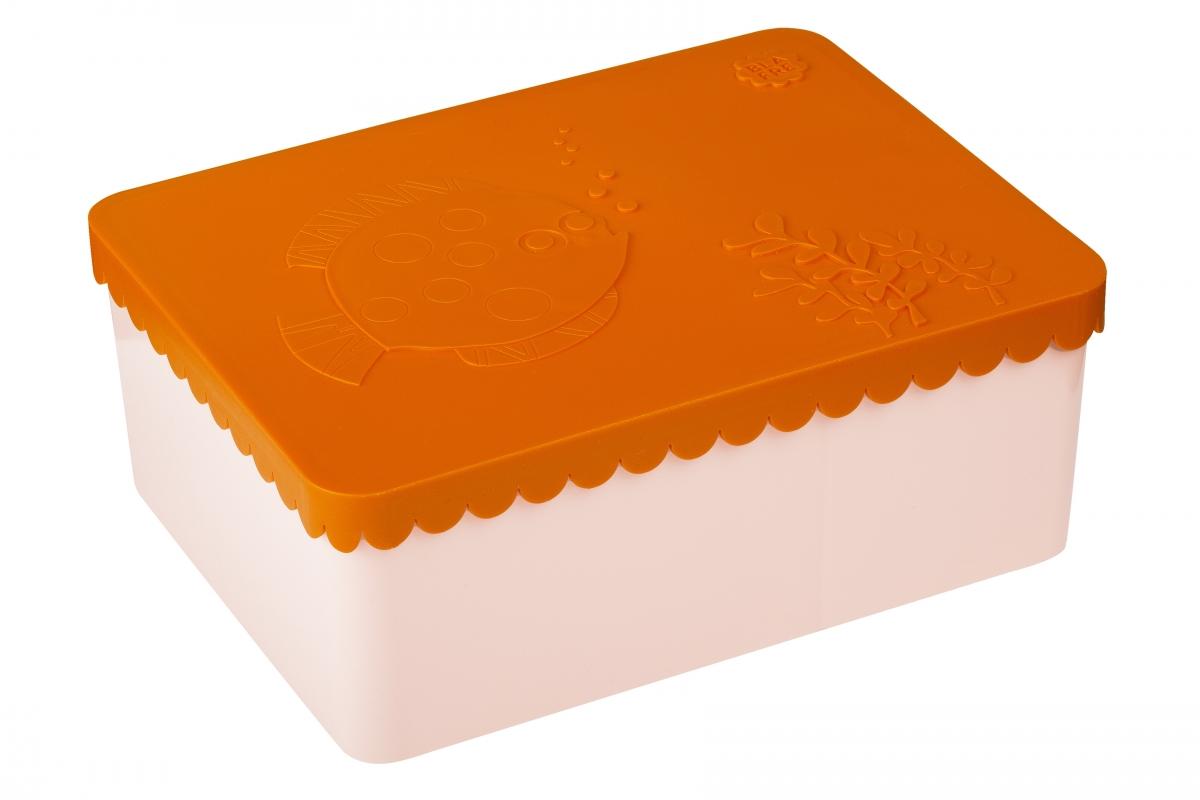 Matboks fisk oransje