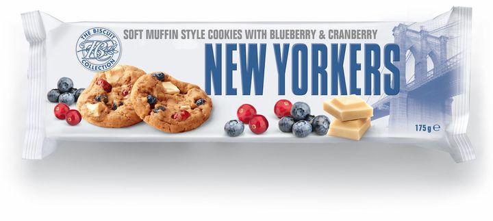New Yorkers sjokoladekjeks