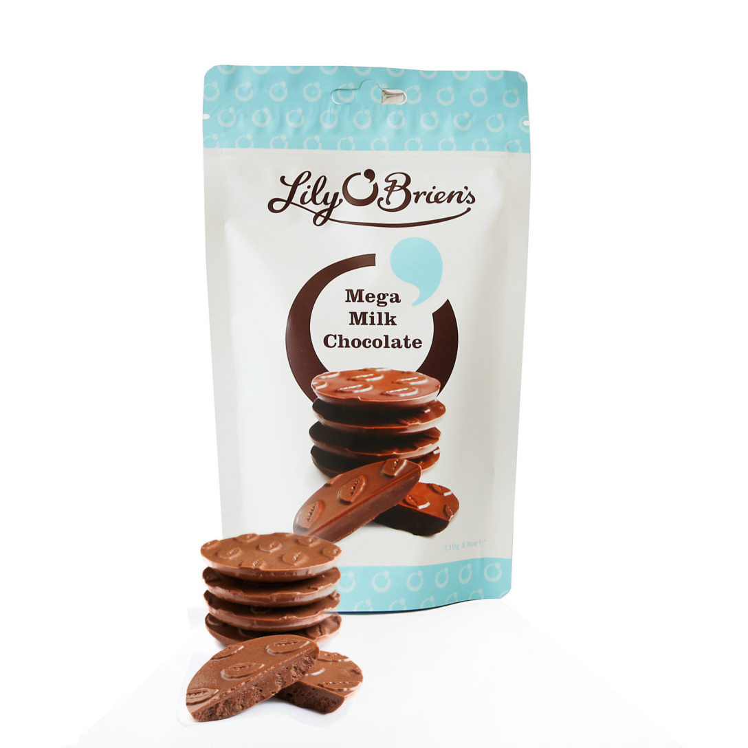 Lily O'Briens Mega Milk Chocolate