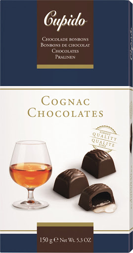 Cupido cognac sjokolade