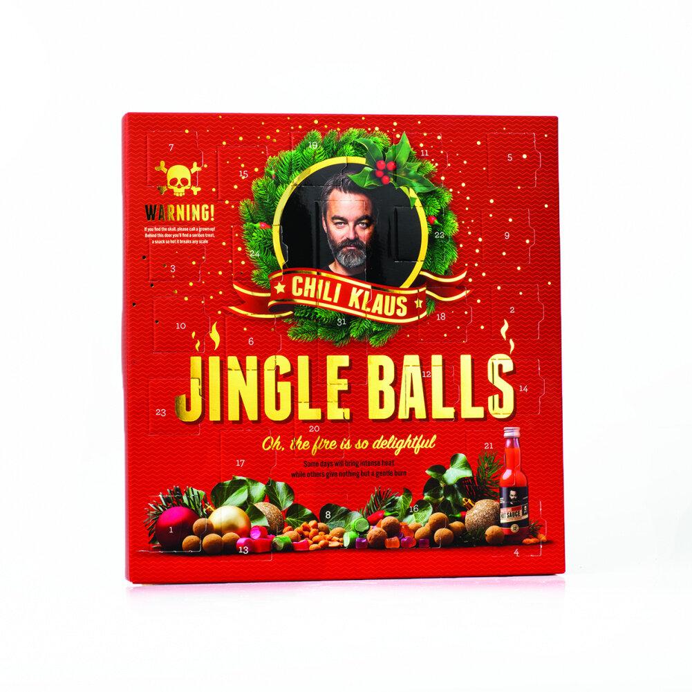 Chili Klaus julekalender