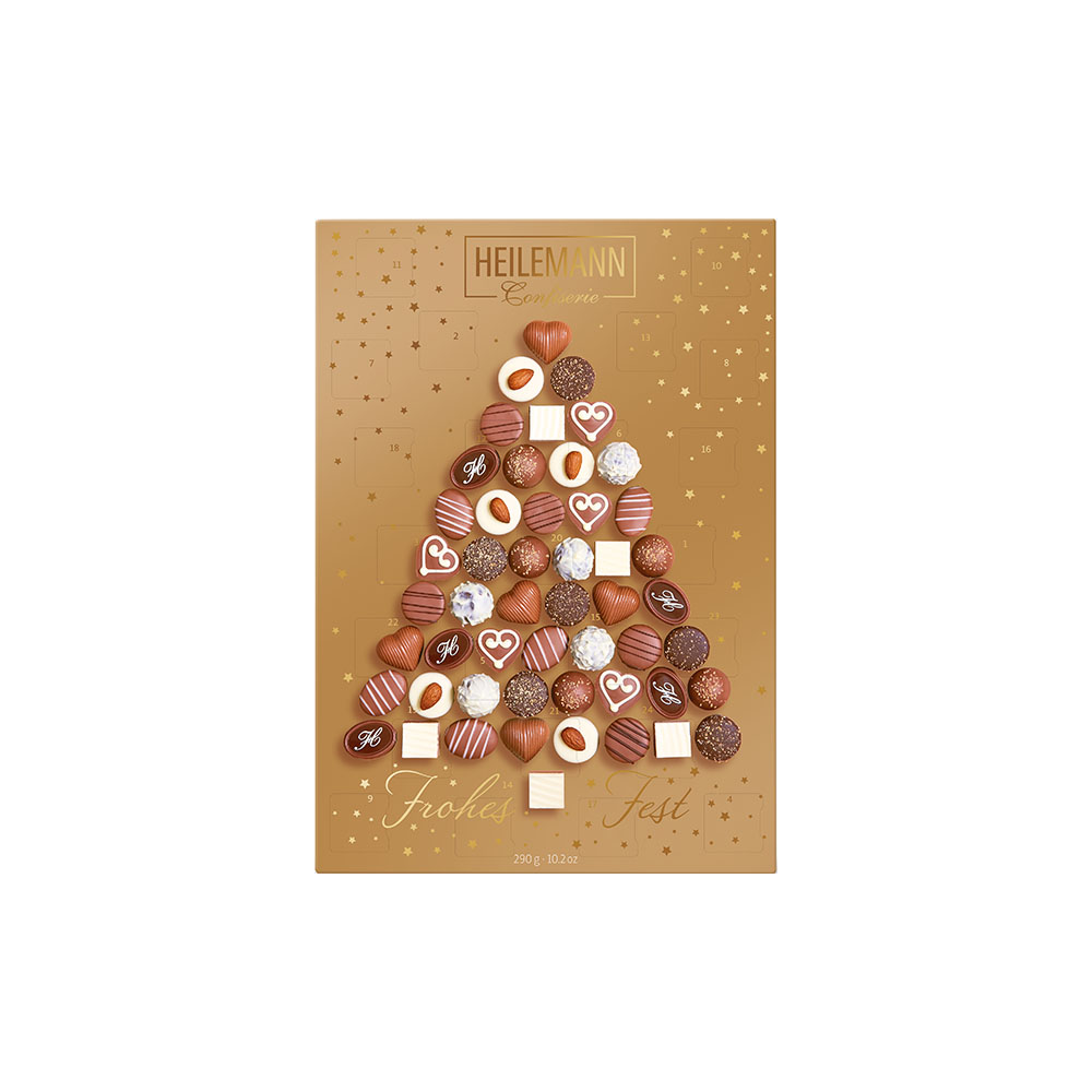 Adventkalender Heilemann 290g