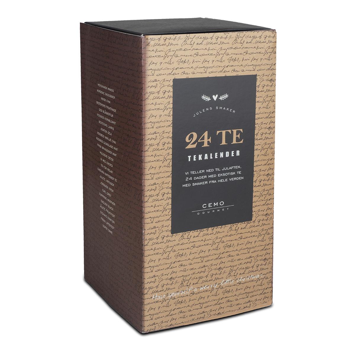 Cemo Tea Calendar