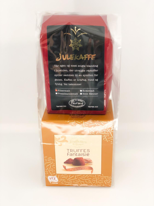 GP kaffe+salt karamell trøffel