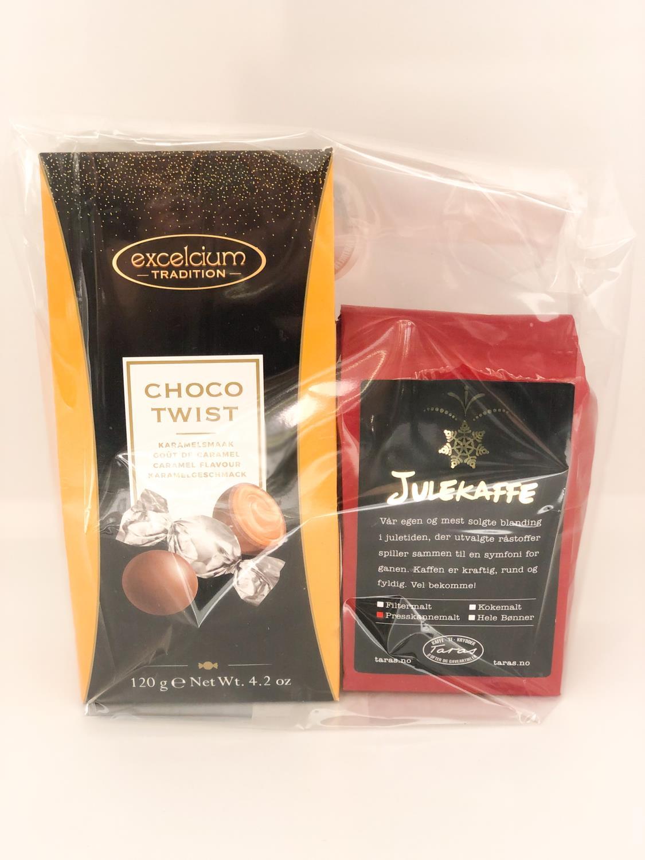 GP Kaffe + Choco twist