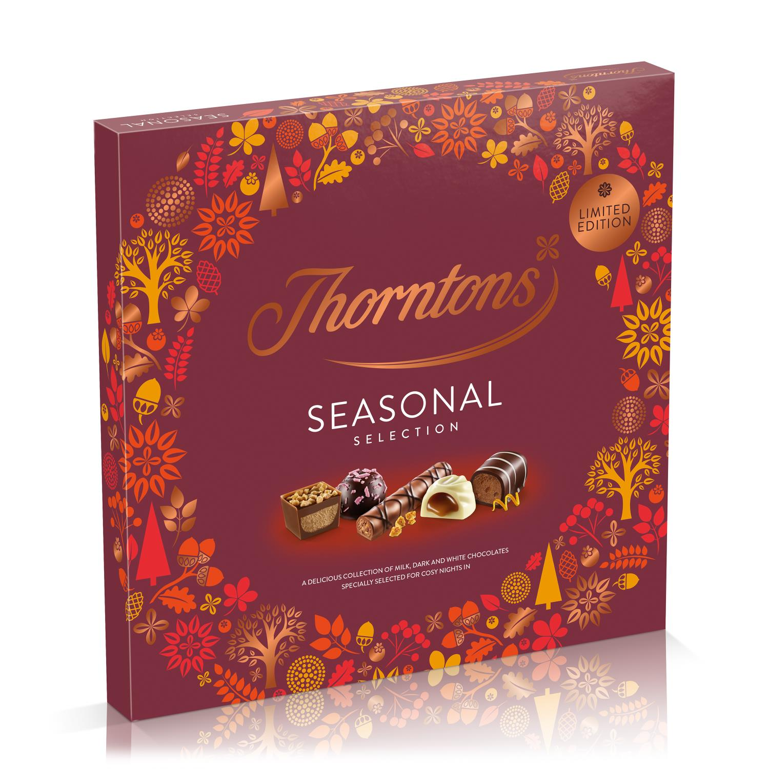 Thorntons Seasonal collection