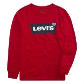 Levis - Longsleeve Batwing Tee, rød