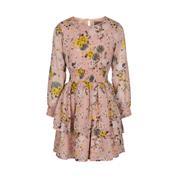 Creamie - Kjole i Chiffon, Rose Smoke