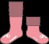 Hummel - Sokker Sora, flamingo pink