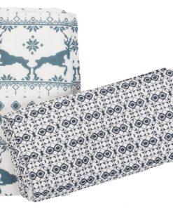 Lilleba - LEE gulpeklut 2-pak blå AW18