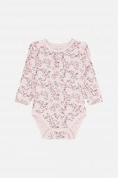 Hust&Claire - Burda body med blomster, rosa