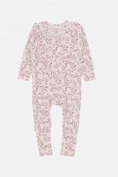 Hust&Claire - Munte nattdrakt med blomster, rosa