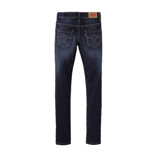 Levis - 710 Super Skinny Jeans blå
