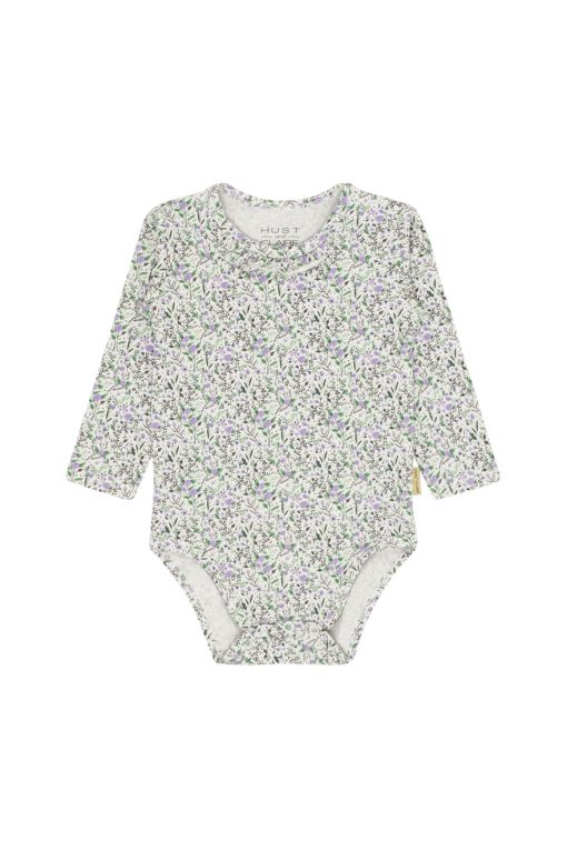Hust&Claire - Bette body m/blomster