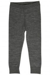 Hust and Claire  -  Longs ensfarget ull/bambus, grå