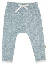Lilleba - Fnugg bukse - Bølgeblå