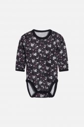 Hust&Claire - Baloo body m/blomster, magnet