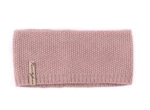 Twentyfour - Pannebånd Finse, rosa